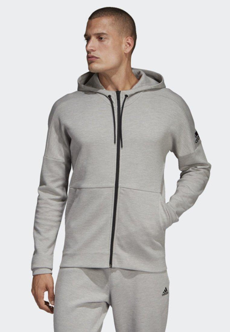 adidas Performance - ID STADIUM JACKET - Trainingsjacke - grey