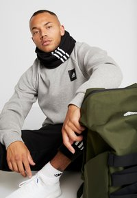 adidas Performance - MUST HAVE ATHLETICS LONG SLEEVE PULLOVER - Felpa - grey - 3