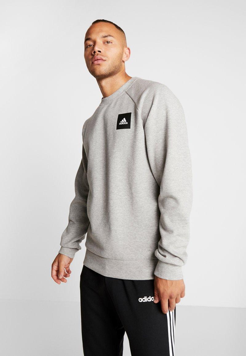 adidas Performance - CREW - Sweatshirt - grey