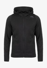 adidas Performance - FREELIFT SWEAT SHIRT CLIMAWARM - Veste de survêtement - black - 0