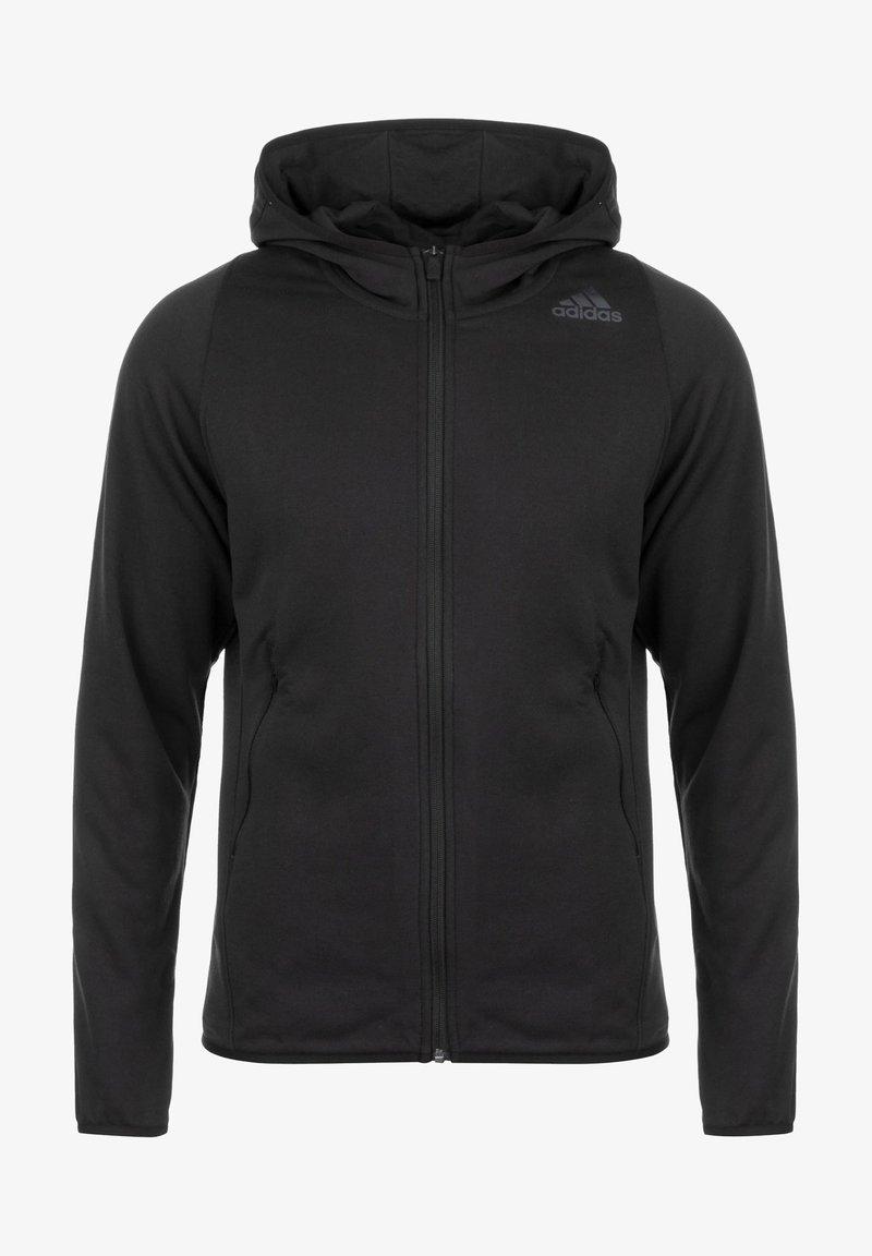 adidas Performance - FREELIFT SWEAT SHIRT CLIMAWARM - Veste de survêtement - black