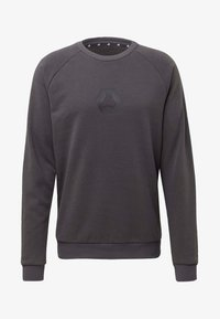 adidas Performance - TAN CREW - Sweater - grey - 3