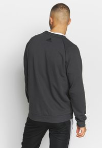 adidas Performance - TAN CREW - Sweater - grey - 2