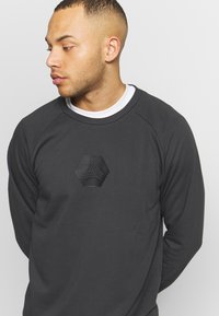 adidas Performance - TAN CREW - Sweater - grey - 4