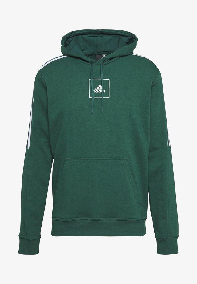 Mikina skapucí - green
