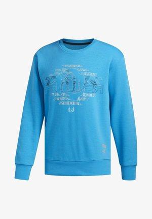 D ROSE STAR WARS CREW SWEATSHIRT - Sweatshirt - blue