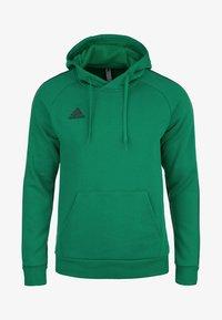 adidas Performance - Hoodie - bright green - 0