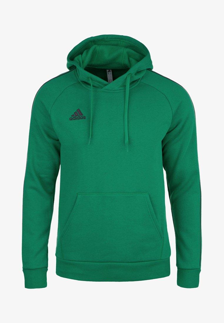 adidas Performance - Hoodie - bright green