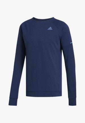 SUPERNOVA RUN CRU SWEATSHIRT - Sweatshirt - blue