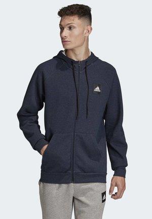 MUST HAVES STADIUM HOODIE - Zip-up hoodie - silver