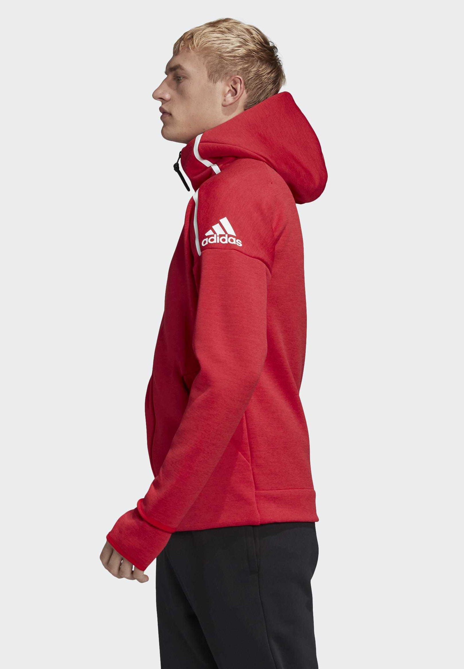 adidas Performance ADIDAS Z.N.E. - Kurtka sportowa - red