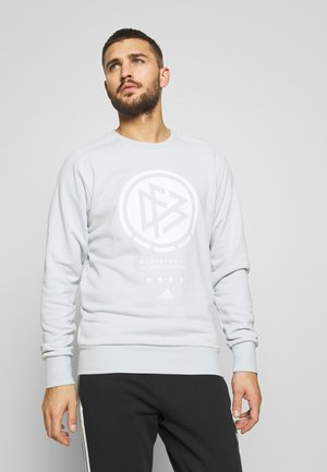 DEUTSCHLAND DFB CREW SWEAT - Sweatshirt - grey