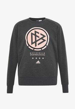 DEUTSCHLAND DFB CREW SWEAT - Sweatshirt - carbon