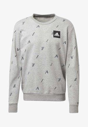 MUST HAVES GRAPHIC CREW SWEATSHIRT - Sweatshirt - grey