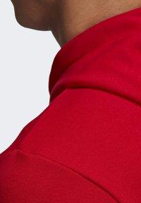 adidas Performance - MUST HAVES BADGE OF SPORT HOODIE - Huppari - red - 6