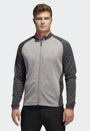 MIDWEIGHT TEXTURED JACKET - Veste de survêtement - grey