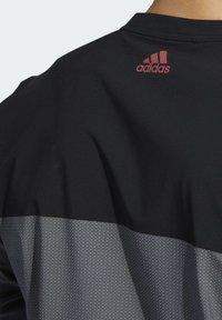 adidas Golf - LIGHTWEIGHT LAYERING SWEATSHIRT - Sweatshirts - black - 6