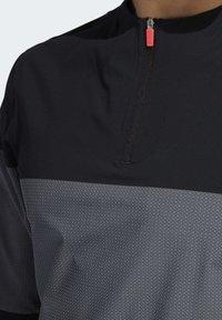 adidas Golf - LIGHTWEIGHT LAYERING SWEATSHIRT - Sweatshirts - black - 5