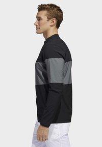 adidas Golf - LIGHTWEIGHT LAYERING SWEATSHIRT - Sweatshirts - black - 2