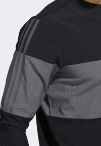 adidas Golf - LIGHTWEIGHT LAYERING SWEATSHIRT - Sweatshirts - black - 4
