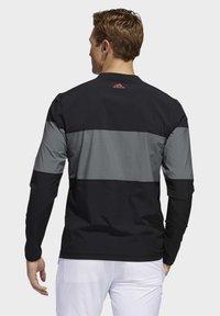 adidas Golf - LIGHTWEIGHT LAYERING SWEATSHIRT - Sweatshirts - black - 1