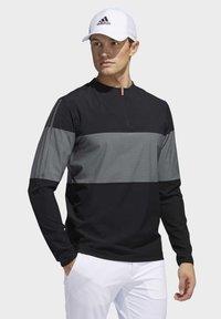 adidas Golf - LIGHTWEIGHT LAYERING SWEATSHIRT - Sweatshirts - black - 0