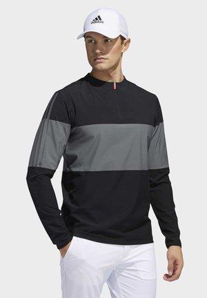 LIGHTWEIGHT LAYERING SWEATSHIRT - Sweatshirt - black