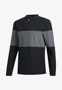 adidas Golf - LIGHTWEIGHT LAYERING SWEATSHIRT - Sweatshirts - black - 7