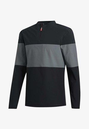 LIGHTWEIGHT LAYERING SWEATSHIRT - Sweatshirts - black