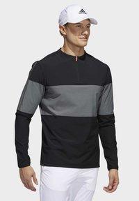 adidas Golf - LIGHTWEIGHT LAYERING SWEATSHIRT - Sweatshirts - black - 3