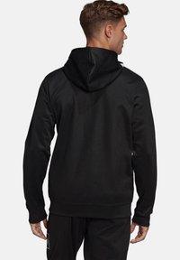 """adidas Performance - ADIDAS PERFORMANCE HERREN SWEATJACKE """"AAC FZ HOODIE"""" - Zip-up hoodie - black - 1"""