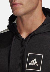 """adidas Performance - ADIDAS PERFORMANCE HERREN SWEATJACKE """"AAC FZ HOODIE"""" - Zip-up hoodie - black - 2"""
