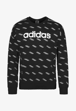 FAVORITES SWEATSHIRT HERREN - Sweater - black/white