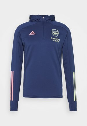 ARSENAL FC SPORTS FOOTBALL - Zip-up hoodie - blue