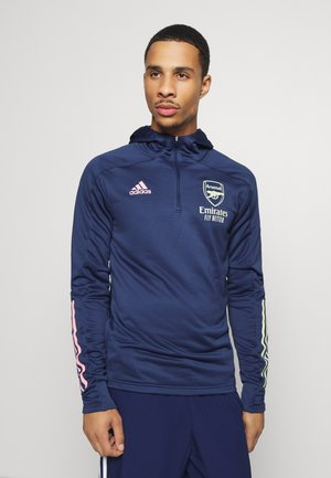ARSENAL FC SPORTS FOOTBALL - Sudadera con cremallera - blue