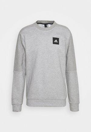 CREW - Sweatshirts - mottled grey