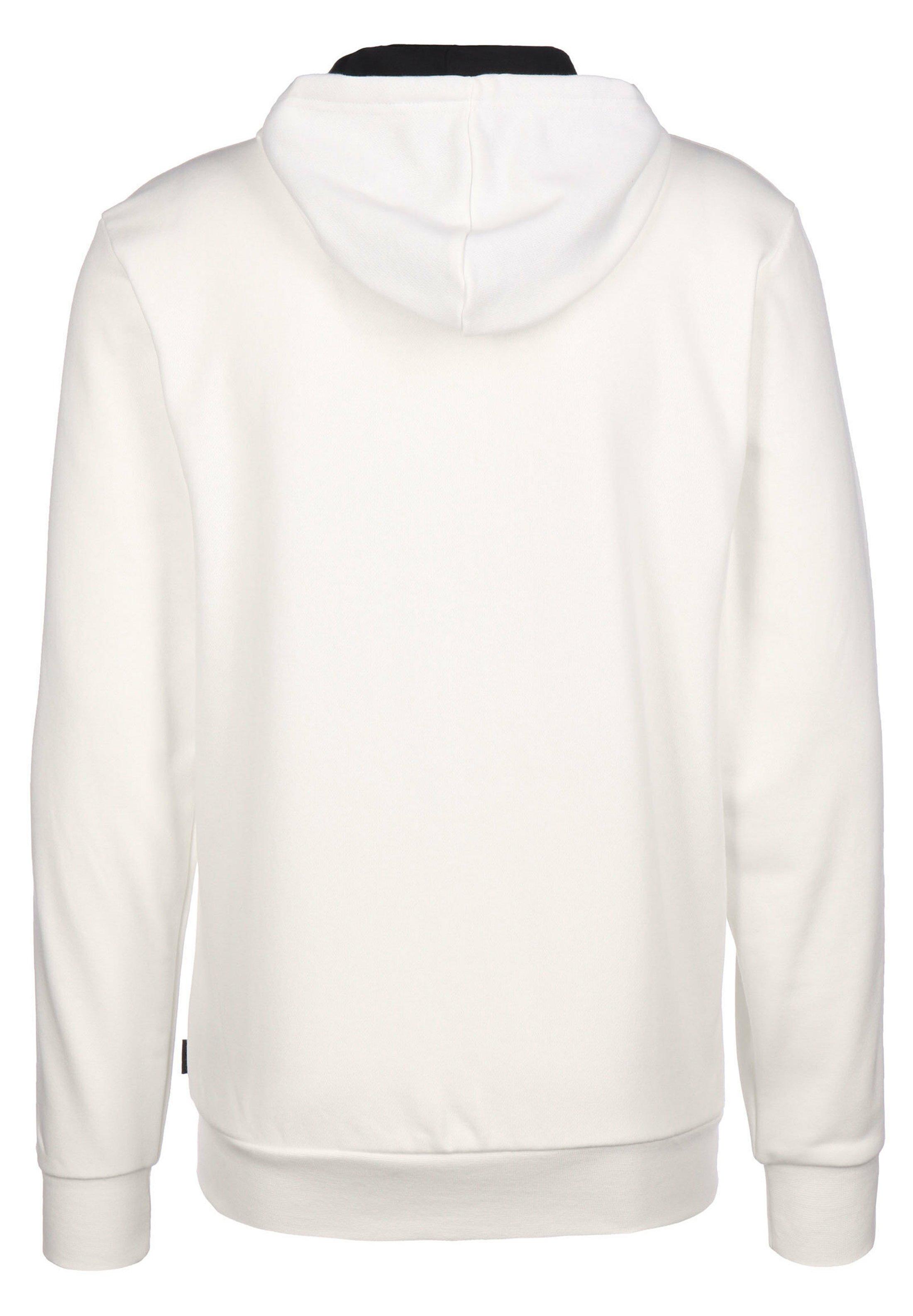 adidas Performance JUVENTUS TURIN KAPUZENJACKE HERREN - Bluza rozpinana - core white / black