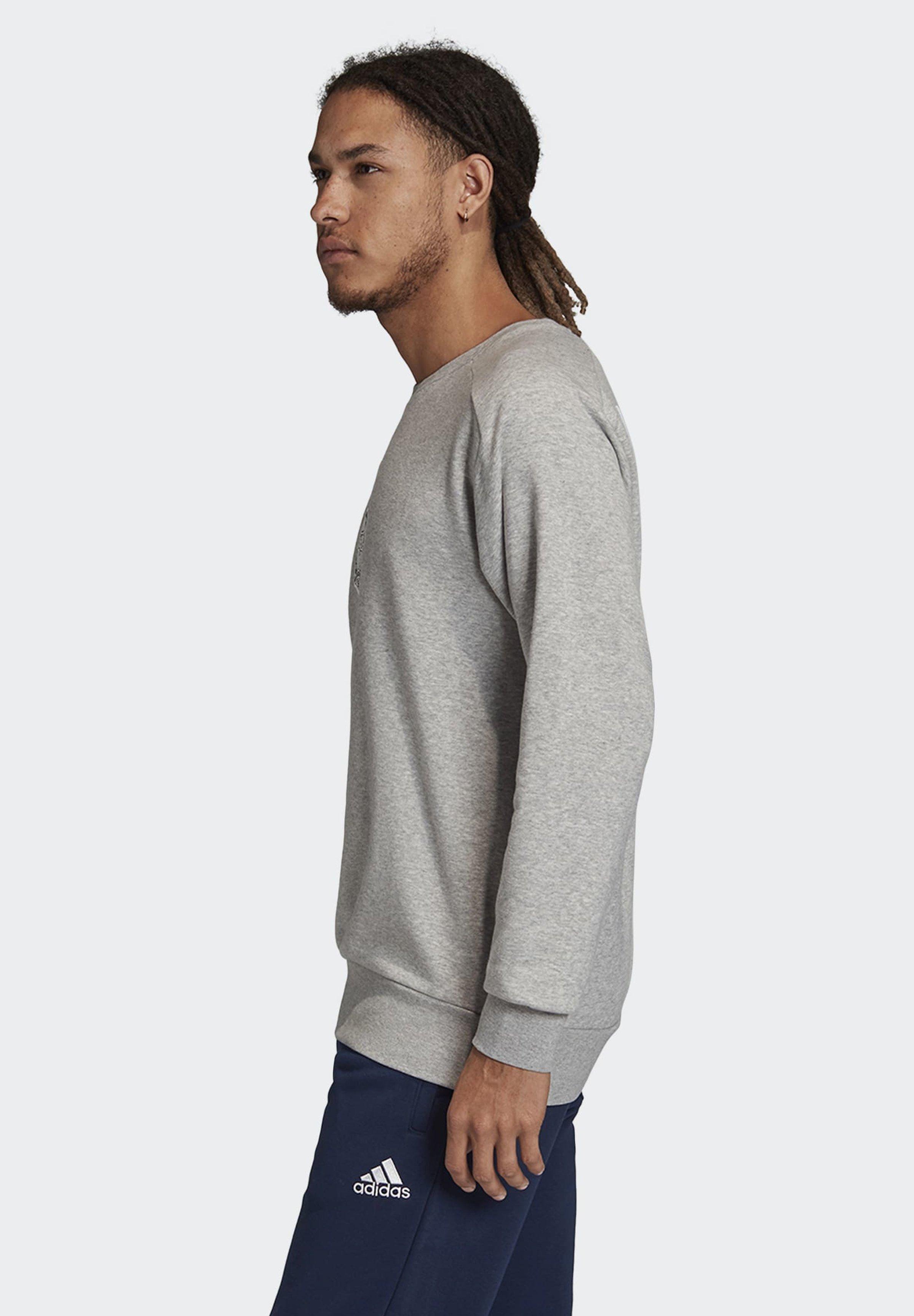 Adidas Performance Spain Seasonal Special Crew Sweatshirt - Grey