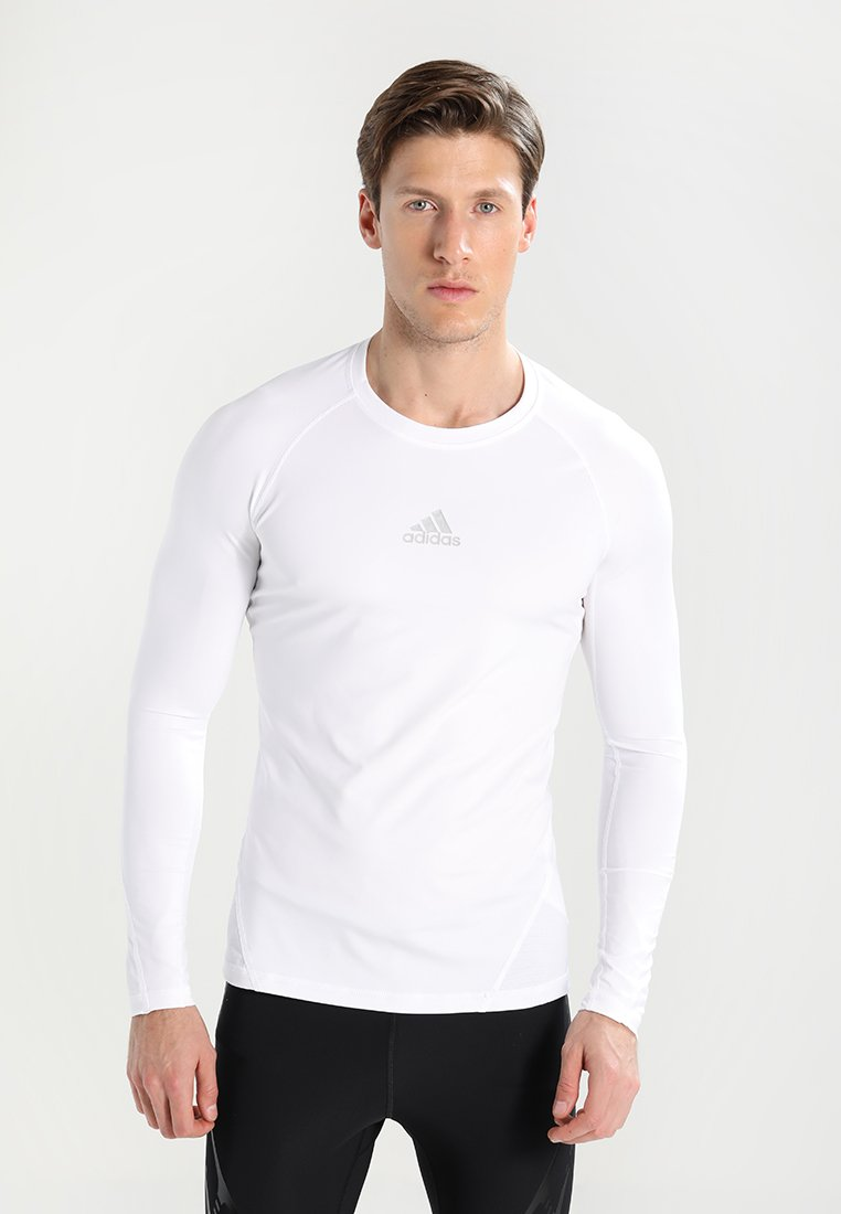 adidas Performance - Sports shirt - white