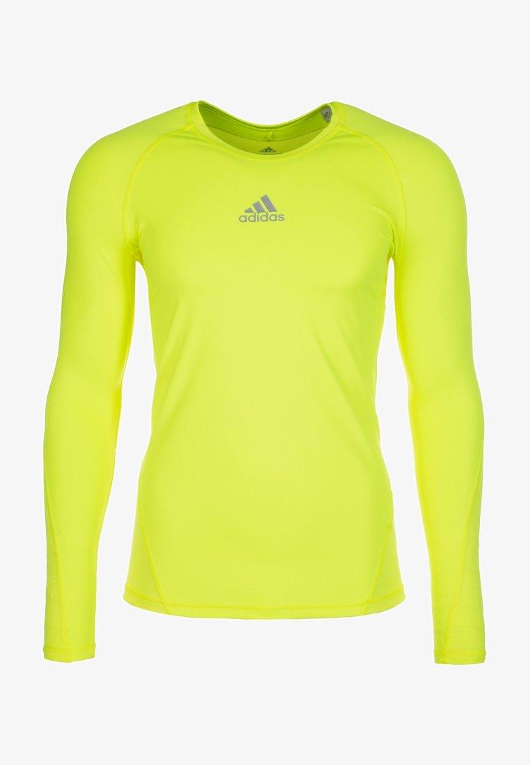 adidas Performance - T-shirt de sport - yellow