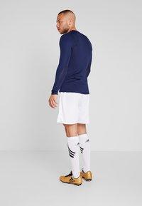 adidas Performance - T-shirt de sport - dark blue - 2