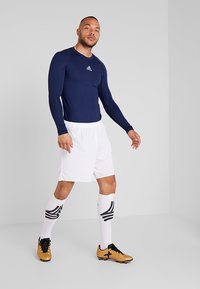 adidas Performance - T-shirt de sport - dark blue - 1