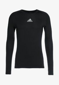 adidas Performance - Sportshirt - black - 4