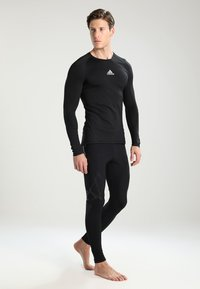 adidas Performance - Sportshirt - black - 1