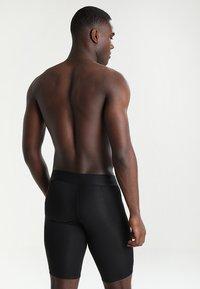 adidas Performance - ALPHASKIN TECHFIT FOOTBALL TIGHTS - Onderbroeken - black - 2