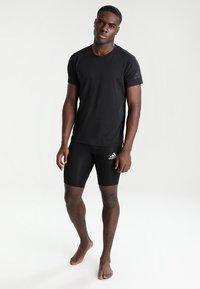 adidas Performance - ALPHASKIN TECHFIT FOOTBALL TIGHTS - Onderbroeken - black - 1
