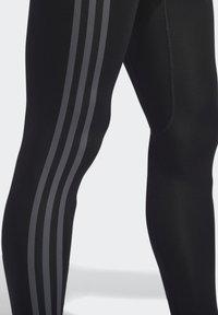 adidas Performance - ALPHASKIN 3-STRIPES LONG TIGHTS - Unterhose lang - black - 6