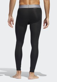 adidas Performance - ALPHASKIN 3-STRIPES LONG TIGHTS - Unterhose lang - black - 1