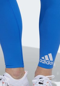 adidas Performance - TECH HEAT.RDY ZIGZAG LONG TIGHTS - Trikoot - blue - 5