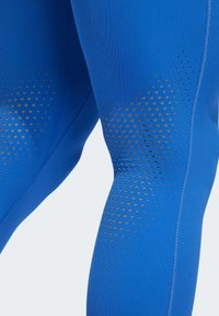 adidas Performance - TECH HEAT.RDY ZIGZAG LONG TIGHTS - Trikoot - blue - 9